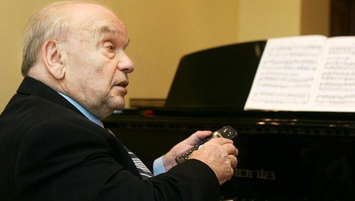 Из жизни ушёл композитор Владимир Шаинский