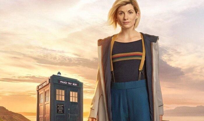 Доктор Кто впервые за 55 лет стал женщиной. Видео