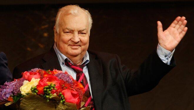 На 82-м году жизни скончался Народный артист России Михаил Державин