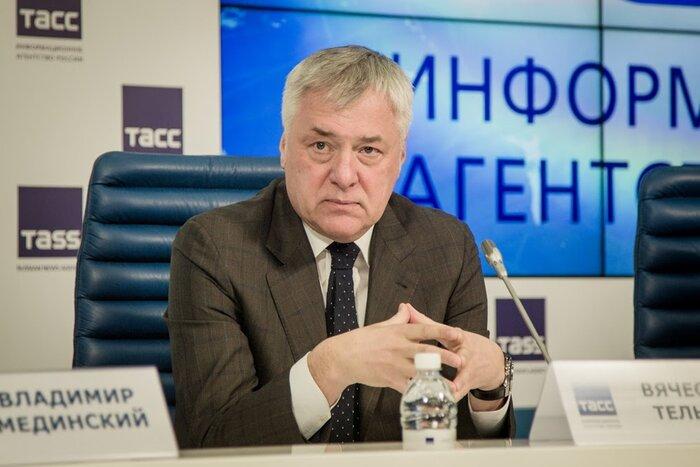Вячеслав Тельнов назначен главой Госфильмофонда