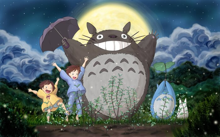 Студия Ghibli откроет парк развлечений