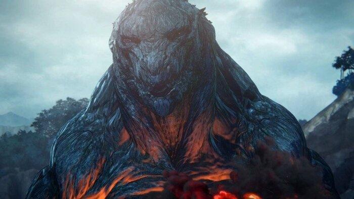 Первые зрители посмотрели аниме «Годзилла: Планета чудовищ»
