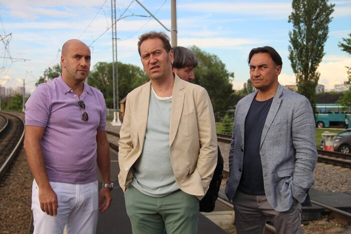 Михаил Прохоров снялся в комедии «О чём говорят мужчины. Продолжение». Новый трейлер