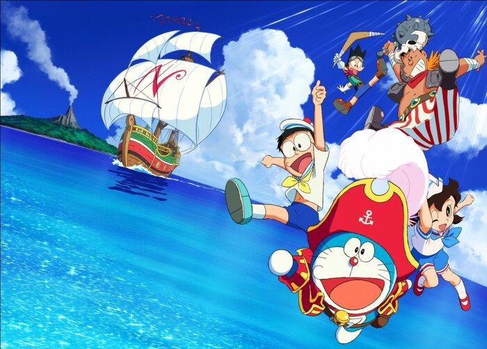 «Дораэмон»: смотрите трейлер новой части аниме-франшизы
