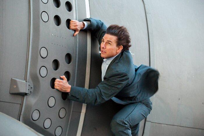 Как Том Круз сломал ногу на съёмках «Миссия невыполнима 6». Видео