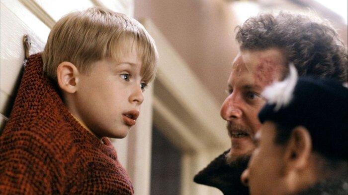 «Один дома»: Маколей Калкин выбрал лучшую часть киносерии
