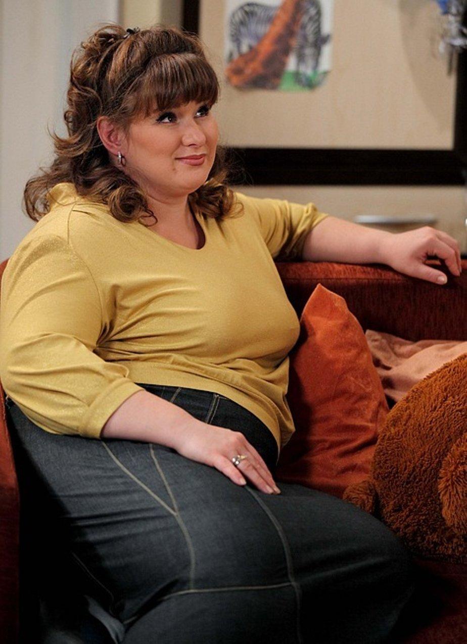 На сколько похудела актриса воронины