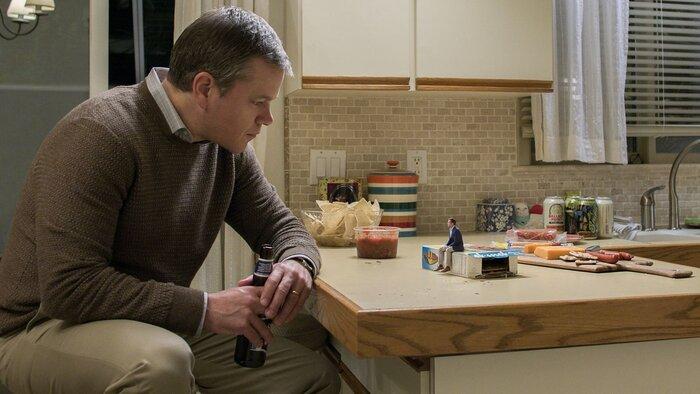 Стоит ли смотреть «Короче» с Мэттом Дэймоном? Отзывы критиков