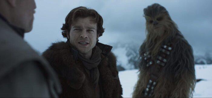 «Хан Соло: Звёздные войны. Истории»: смотрите первый трейлер