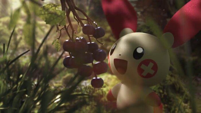 Вышел трейлер обновлённой игры Pokemon Go