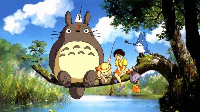 Обнаружены новые детали, «спрятанные» режиссёром Миядзаки в его аниме «Мой сосед Тоторо». Видео