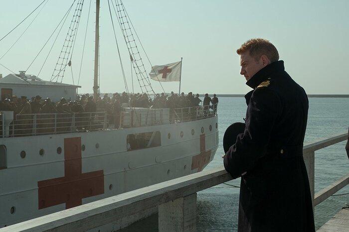 Нолан выпустил фильм о съёмках «Дюнкерка»
