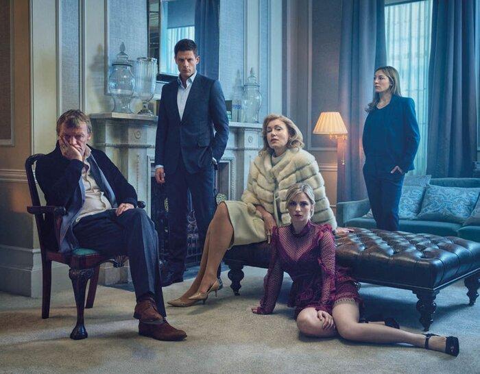 Данила Козловский появился в британском сериале «МакМафия»