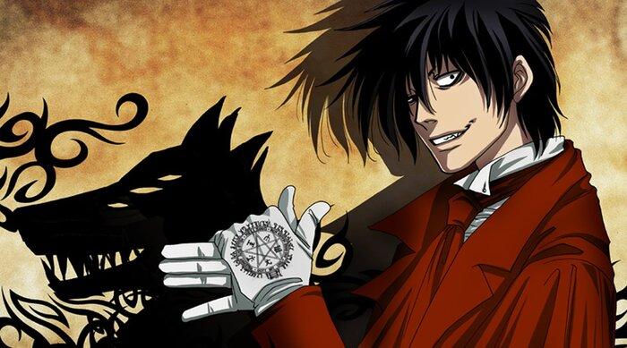 Лучшие аниме про вампиров