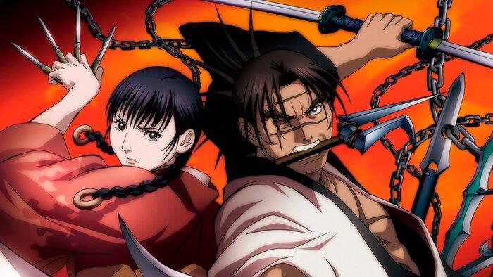 Лучшие аниме про самураев