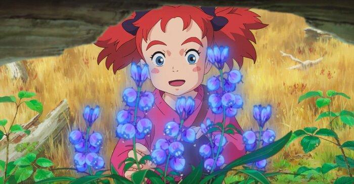 «Индустрия кино»: почему «Мэри и ведьмин цветок» нужно смотреть не только фанатам аниме