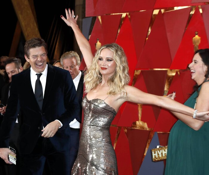 Лучшие платья «Оскара»-2018. Фото