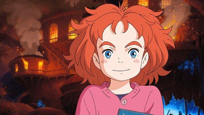 «Мэри и ведьмин цветок» - самое кассовое аниме в истории российского проката