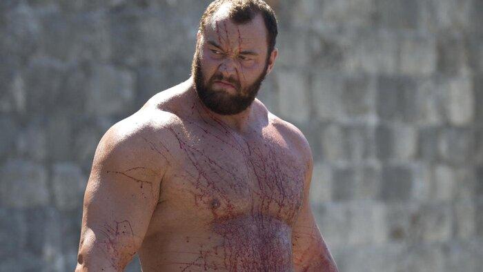 Силач Хафтор Бьёрнсон из «Игры престолов» побил мировой рекорд, подняв 472 кг