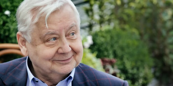 Олег Табаков. Живой