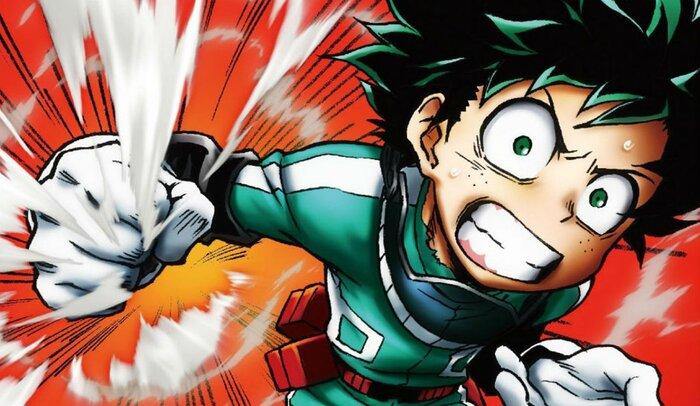 «Моя геройская академия»: первый взгляд на героев третьего сезона
