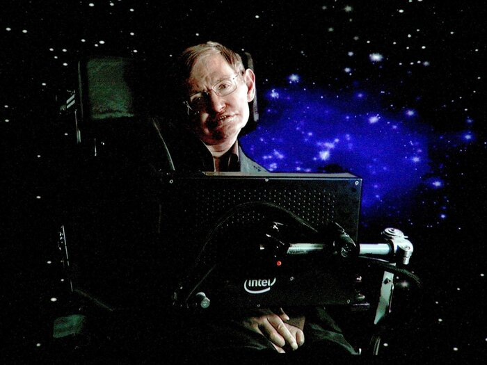 Стивен Хокинг и кино. От «Повелителя Вселенной» до шуток в «Симпсонах»