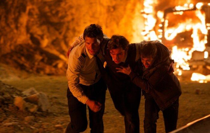 Создатели «Движения вверх» и «Экипажа» готовят новый фильм-событие