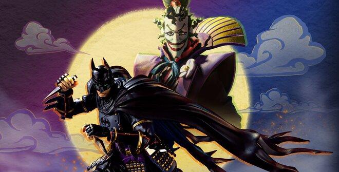 Вышел новый трейлер аниме «Бэтмен-ниндзя»