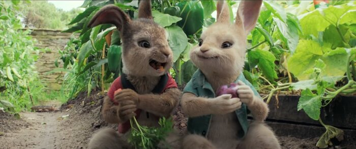 «Индустрия кино» объясняет, почему нужно смотреть сказку «Кролик Питер»