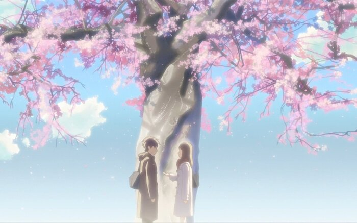 Лучшие аниме о первой любви