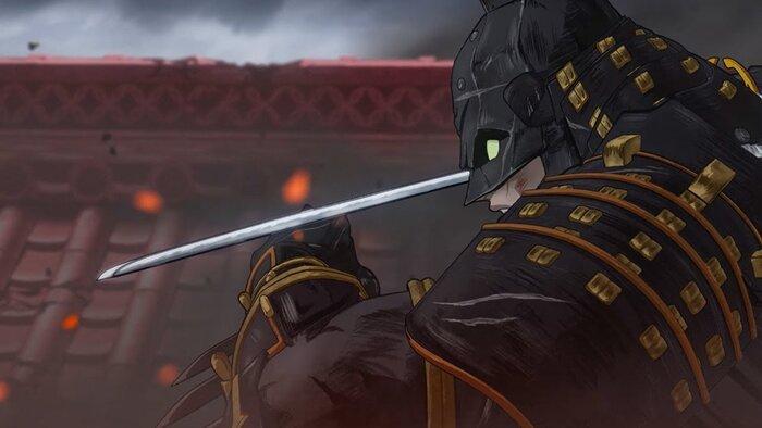 «Бэтмен-ниндзя»: Джокер против Тёмного рыцаря в новом видео