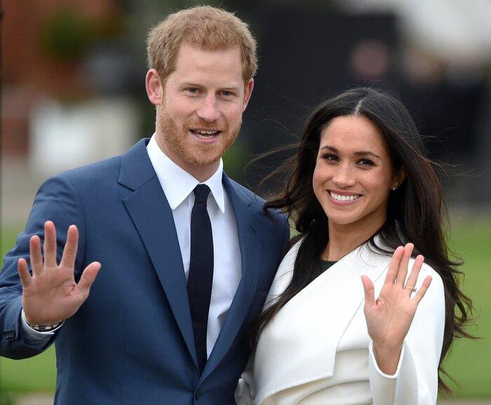 В США сняли фильм о любви принца Гарри и Меган Маркл. Видео