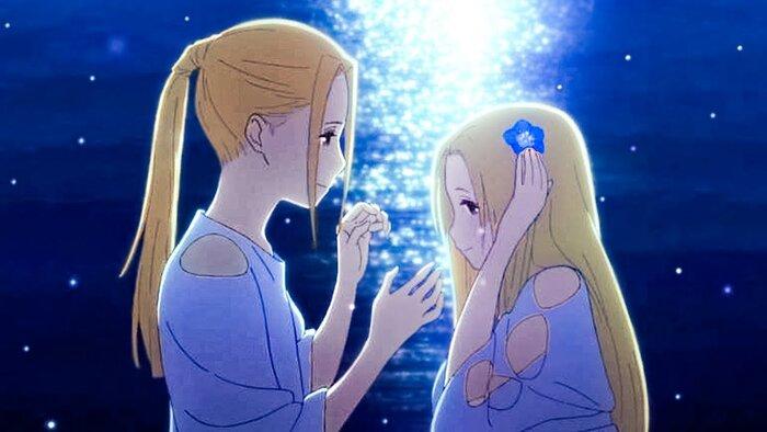 В прокат выходит аниме «Укрась прощальное утро цветами обещания»