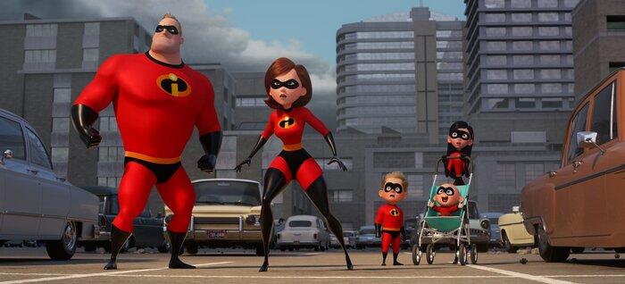 «Суперсемейка 2» от Pixar: смотрите новый трейлер