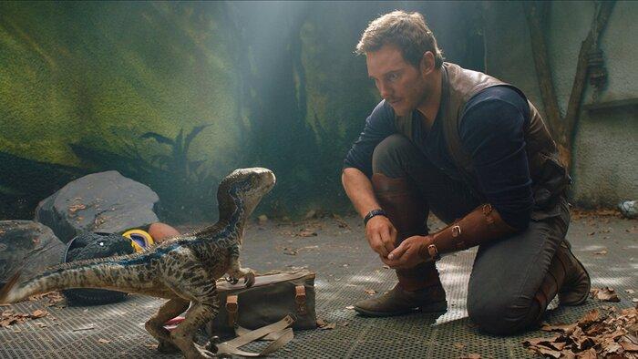 «Мир Юрского периода 2»: новый трейлер показывает динозавров-мутантов