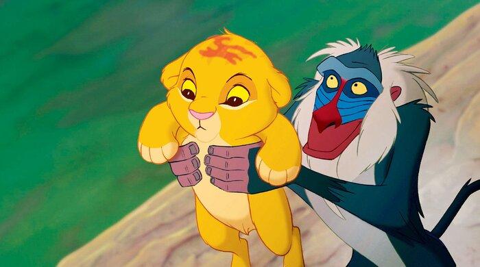 Disney представил нового «Короля Льва»