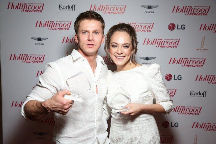 Российский The Hollywood Reporter вручил премию «Аванс»