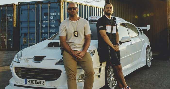 Касса Франции: «Такси 5» не оставил конкурентам ни единого шанса (21.04.2018)