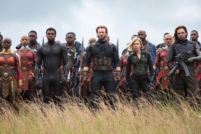 Зрители оценили фильм «Мстители: Война Бесконечности». Первые отзывы