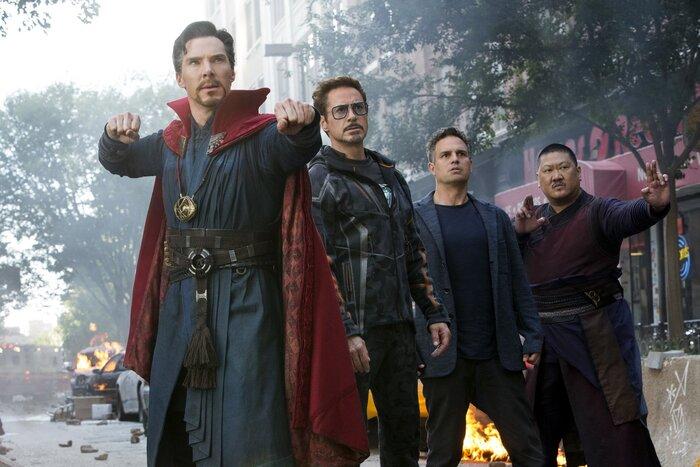 Касса США: кинокомикс «Мстители: Война Бесконечности» установил новый рекорд (30.04.18)