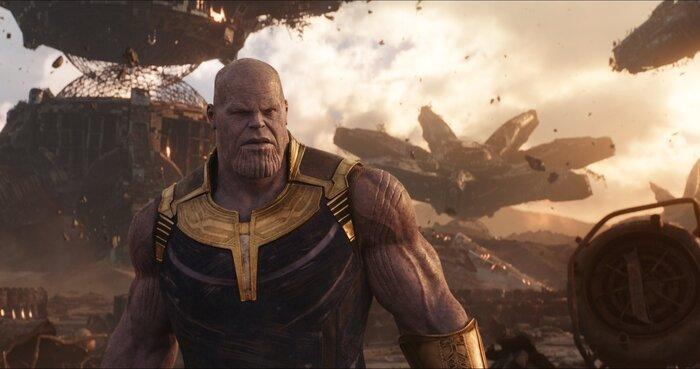 «Война Бесконечности»: кто такой Танос и почему он так силён?