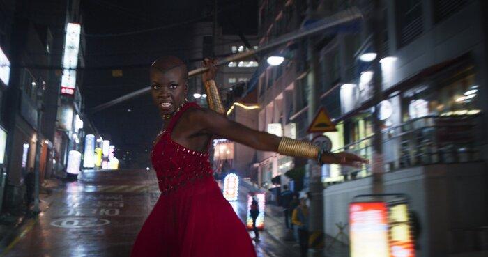 «Чёрная Пантера»: удалённая сцена раскрывает неожиданный союз. Видео