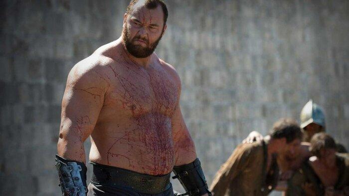 Актёра из «Игры престолов» признали сильнейшим мужчиной в мире