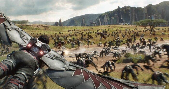 Касса четверга: «Мстители: Война Бесконечности» идут на рекорд второго уикенда (11.05.18)