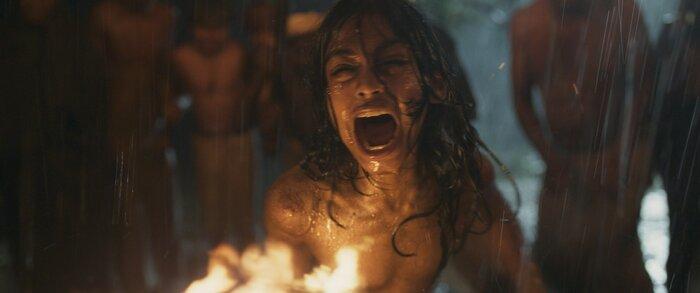 Мрачная сказка: смотрите трейлер «Маугли» Энди Сёркиса