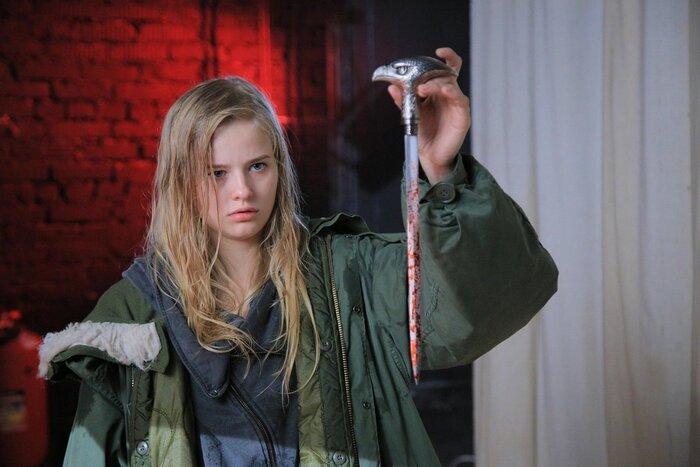 «Проводник»: героиня Саши Бортич против призраков и маньяка. Первый трейлер