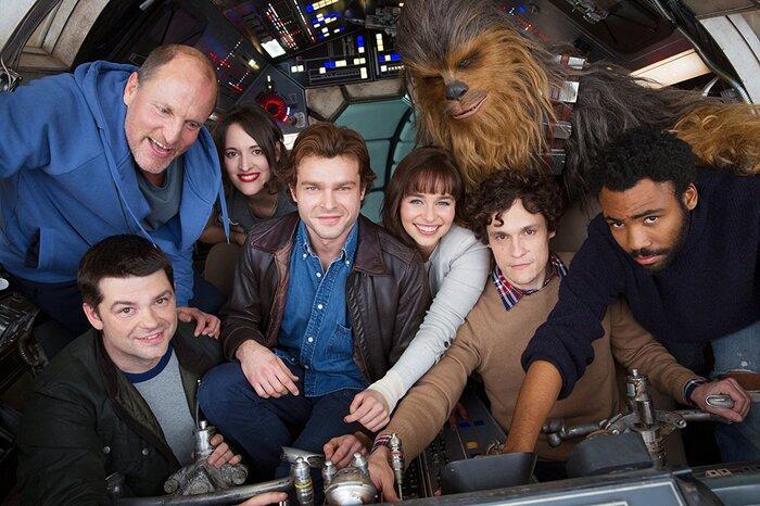 «Хан Соло: Звёздные войны»: за что уволилирежиссёров фильма