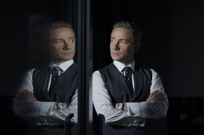 Один из лучших британских хорроров: фильм «Истории призраков» с Мартином Фриманом выходит в прокат