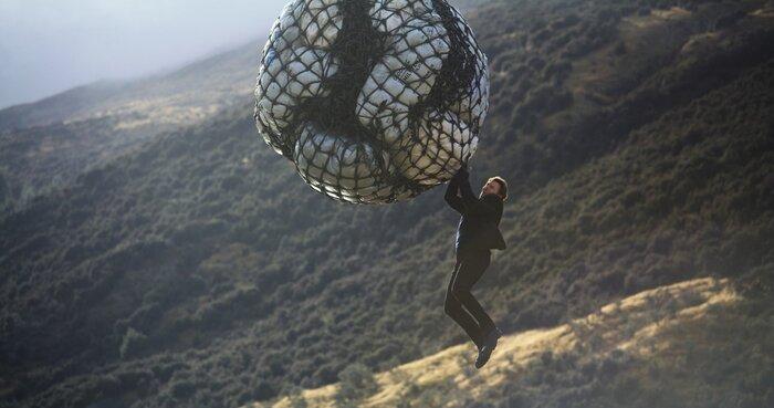 Том Круз рискнул жизнью ради экстремальной сцены.Видео