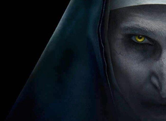 От авторов «Заклятия»: смотрите трейлер хоррора «Проклятие монахини»